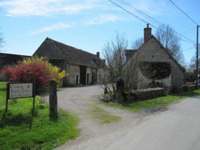 Le Centre St Jean de la Croix à Mers-sur-Indre